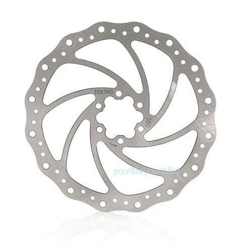 Tektro ø 180mm disque de frein frein frein Magura Hayes shimano Avid rotor Disc Disques de frein 191ff9