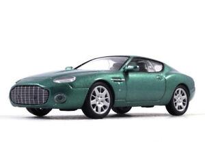 Aston Martin Db7 Vantage Zagato Grün 2002 Year Maßstab 1 43 Sammlerstück Modellauto Ebay