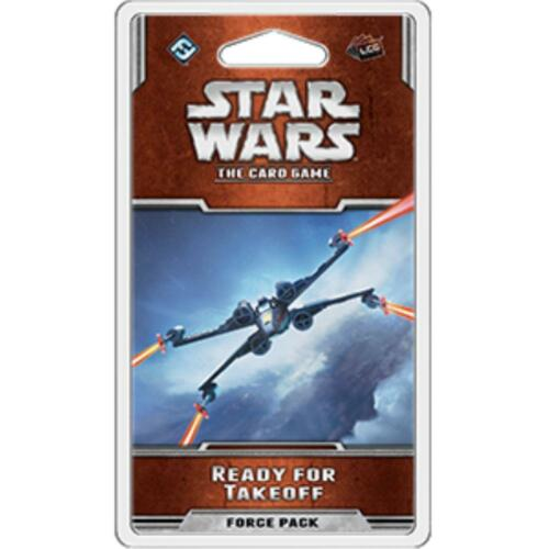 Star Wars LCG Ready For Take Off Force Pack by Fantasy Flight Games FFG SWC16