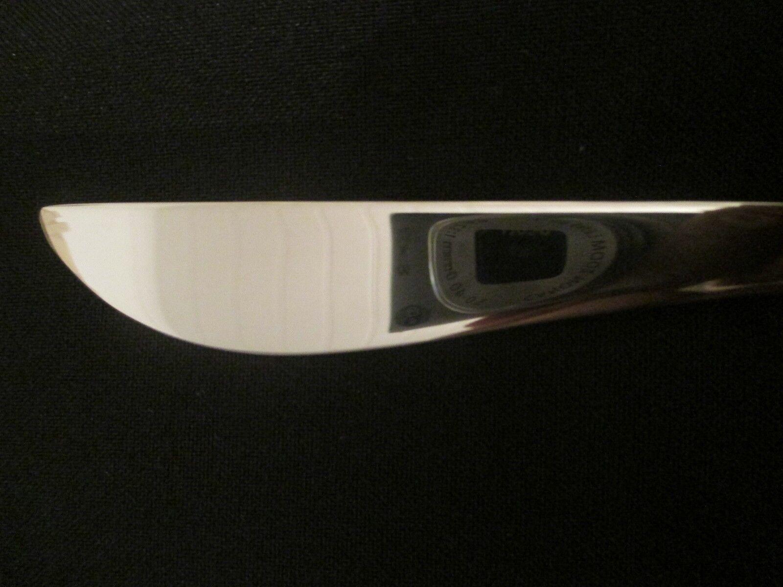 WMF Taika 6 Menümesser Menümesser Menümesser Cromargan 24,5cm Note1 Tafelmesser Messer GERADER SCHLIFF | Verbraucher zuerst  2519e6