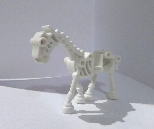 Lego squelette cheval