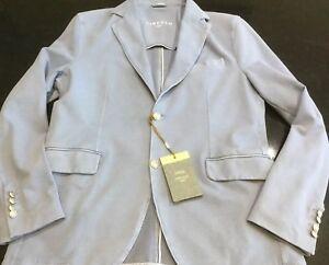 795ec23bd2 CIRCOLO 1901 Size 42 UK (52 EU) Blue (Light Denim)Blazer Jacket ...