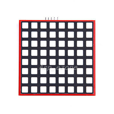 EP-0075 8x8 RGB LED Dot Matrix Module for Raspberry Pi 3/2/B+