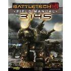 Battletech Field Manual 3145 by Unbekannt
