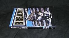 PITTSBURGH PENGUINS BREAKAWAY BOOK INSIDE STORY OR REBIRTH CONTE SIGNED AUTHOR