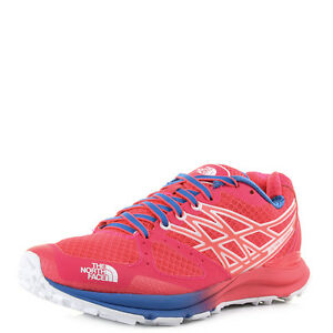 Image is loading Womens-North-Face-Ultra-Cardiac-Rocket-Red-Blue-