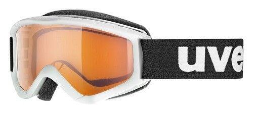 Skibrille UVEX Speedy pro white für Kinder (ca. 6-10 Jahre) NEU