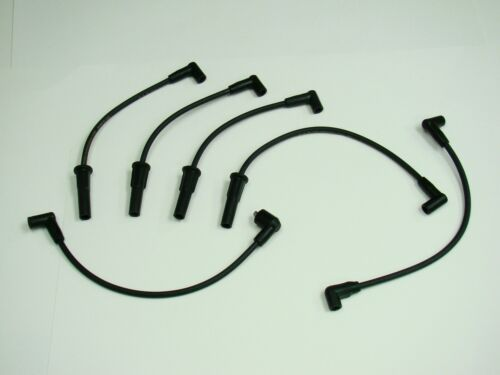 Cherokee CJ Wrangler 2.5L 83-90 Suppressor 8 mm Spark Plug Wire Set 28435
