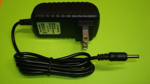 """Heavy Duty 5V 2A 3.5mm AC Wall Charger for Nextbook Ares NX16A8116B 8/"""" Tablet"""