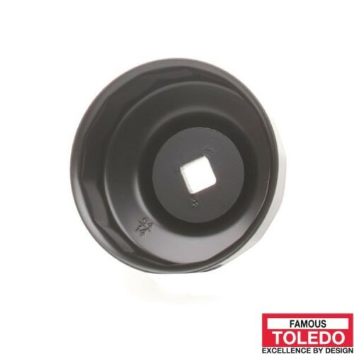 TOLEDO Oil Filter Cup Wrench 73mm 14 Flutes 305060