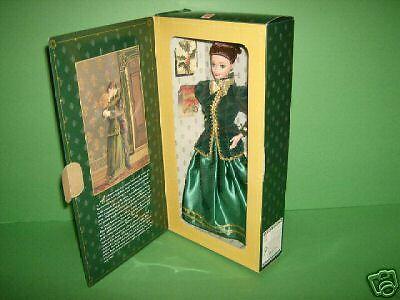 Hallmark Special Edition Yuletide Romance Barbie NIB