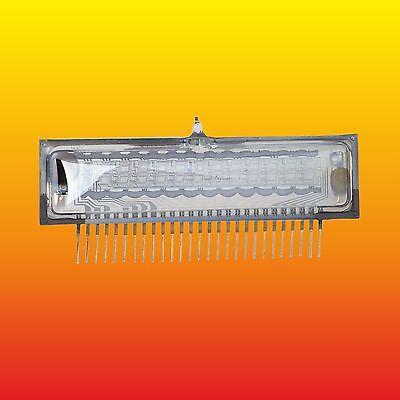 IVL1-8/13 ИВЛМ1-8/13 NEW LOT OF 1 VFD RUSSIAN 12+1 DIGITS NIXIE CLOCK TUBE