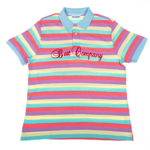 Combo 10 Multi-Tailles Diverses BEST COMPANY Riga Polo Shirt Top 69 2048 in environ 5201.92 cm