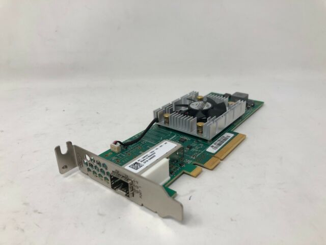 Full High Bracket for DELL QLOGIC QLE2660 2670 2690 H28RN 4MNKF 0187V 16GB HBA