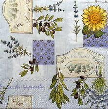 Decopatch for Decoupage Lunch Mosaic 6 4 Single Vintage Table Paper Napkins
