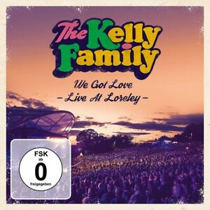 KELLY-FAMILY-THE-We-Got-Love-Live-At-Loreley-2-Audio-CDs