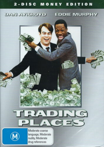 1 of 1 - Trading Places - Comedy / Adventure - 2 Disc Money Edition - NEW DVD