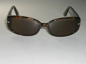 1b7514aef3 PERSOL 2694-S 51  17 24 47 THICK SHINY TORTOISE BROWN POLARIZED LENS ...