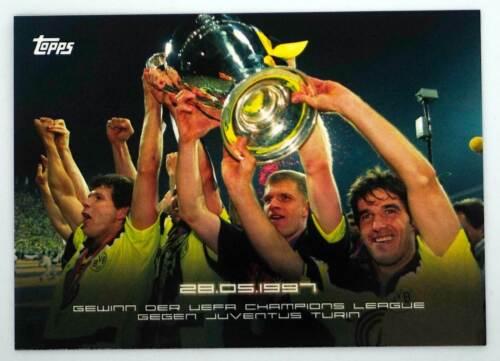 Topps BVB Dortmund sammelkartenset 2020-escoger//choose