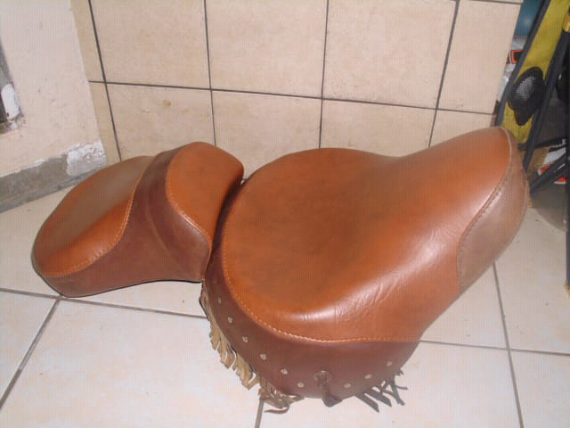 Bike seats recovered, restored for all bikes, scooters, quads, jet ski