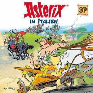 Asterix-37-Asterix-in-Italien-CD-NEU-OVP