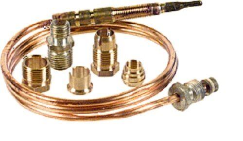 5 Adapter für passt für viele Hersteller 4 x Universal Thermoelement