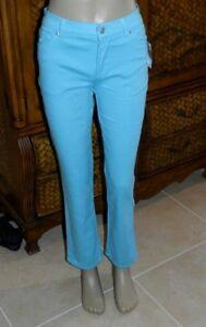 40 2 Seaspray Taille court fuselé Jeans Vanderbilt Gloria Amanda Nouveau dqU8dw