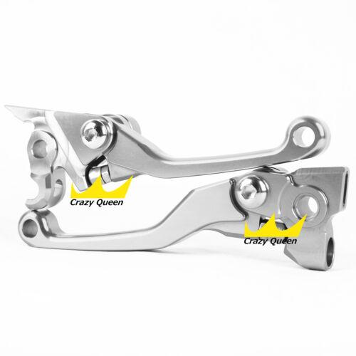 For Kawasaki KX65//85//100//125//500//250//450F//KLX125//250//450R Clutch Brake Lever CNC