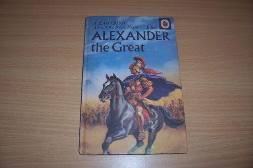1 of 1 - LADYBIRD BOOK Alexander the Great by L.Du Garde Peach  2/6   12 1/2p net