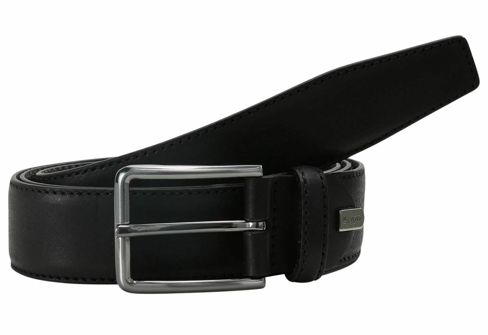 LLOYD Shortenable Belt W120 Gürtel Accessoire Black Schwarz