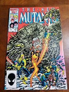New-Mutants-47-Jan-1987-Free-Ship-at-30