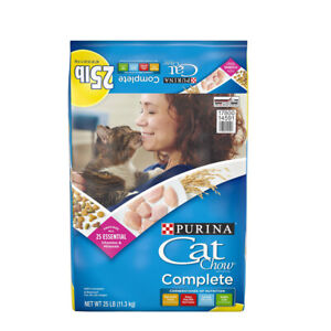 Purina-Cat-Chow-Complete-25-lbs-Dry-Cat-Food-For-All-Ages-Of-Cats