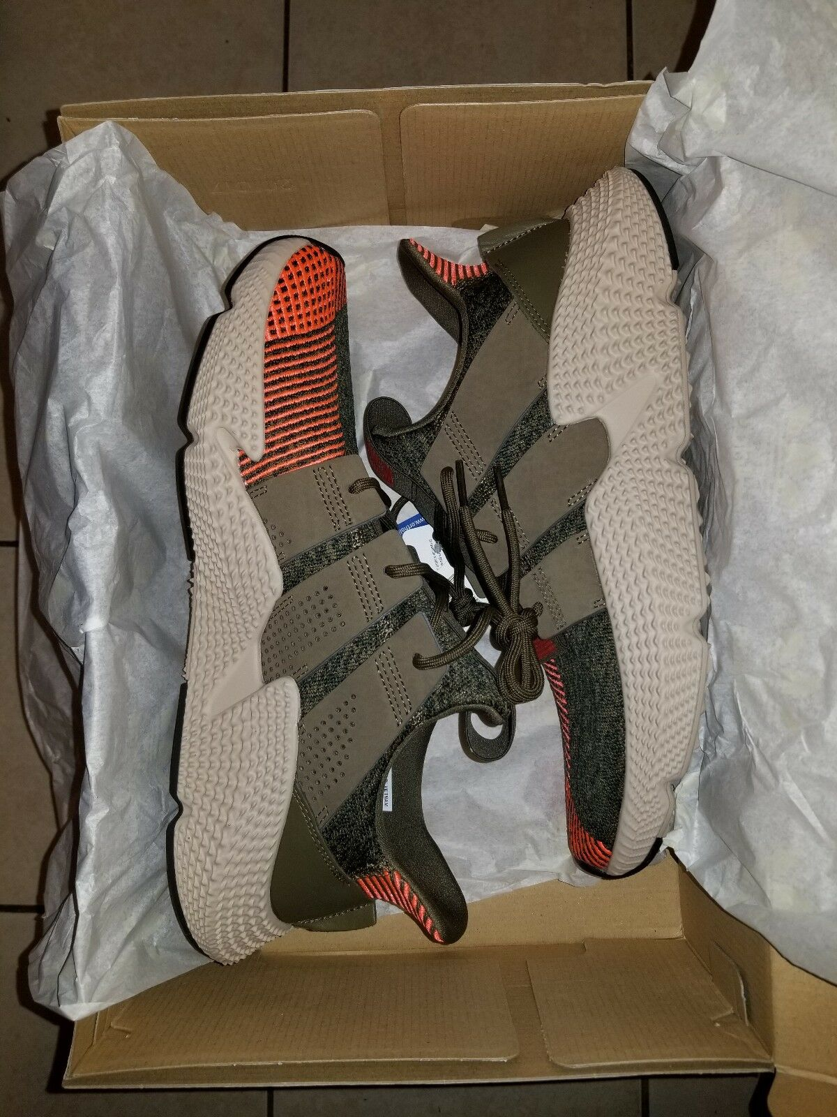 best service 9e191 de031 ... Gentleman Lady  adidas Prophere Prophere Prophere Shoes Men s   Outstanding Stretch 886eb4 ...