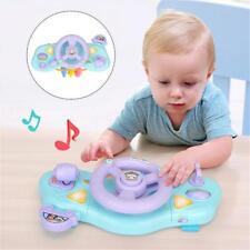 Junior Driver Car Seat Buggy Steering Wheel Baby Toy | eBay