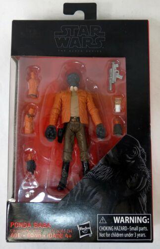 "Hasbro Star Wars Black Series 3.75/"" Ponda Baba Figure New Sealed"