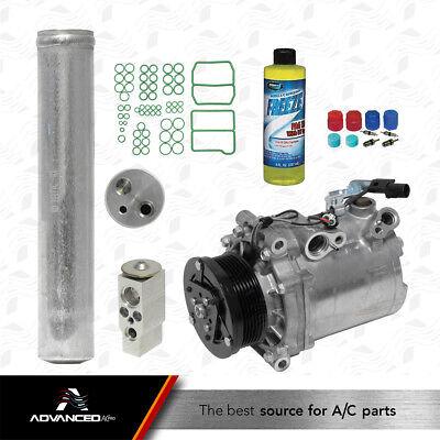 7813A321 QR New AC Compressor Fits Mitsubishi Lancer 2008-10 L4 2.0L Non Turbo