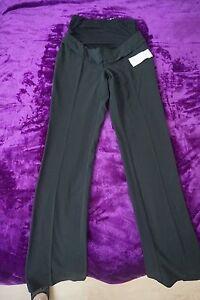 Frugal Pantalon De Grossesse 78 Cm Noir De Ville Colline By Verbaudet Taille 34