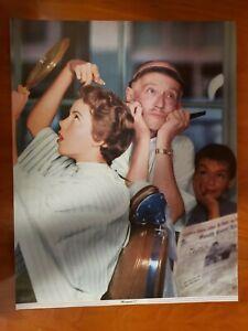 1950's Vintage Salesman Sample Pin Up Litho Art Calendar