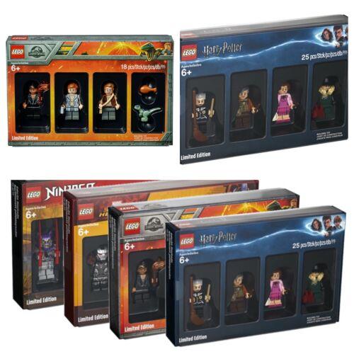 5005254 Harry Potter /& 5005255 Jurassic Park World V3 Lego bricktober 2018 Set