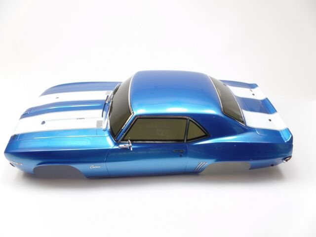 Kyosho FAZER Mk2 FZ02L FAB704BL Karosserie Chevy Camaro 1969 KMK®