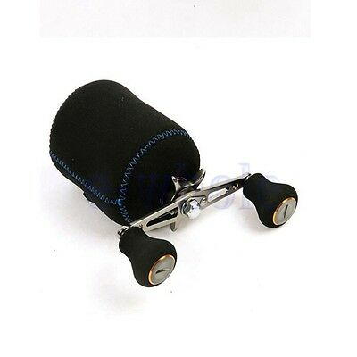 Durable Casting Reel Case Protective Wheel Cover Baitcasting Fishing Reel Bag jl