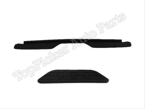 Lower Pad W//Strip Type for 1992-1994 Blazer 95-99 Tahoe Rear Bumper Upper