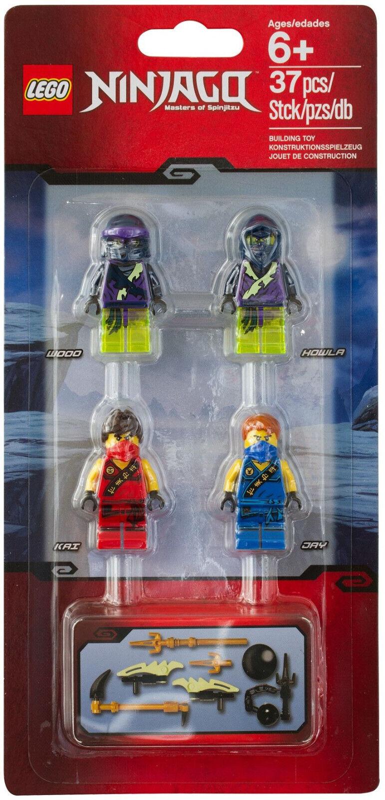 LEGO Ninjago - 851342 851342 851342 Ninja Army Building Set mit Kai, Wooo und Howla Neu & OVP e80c29