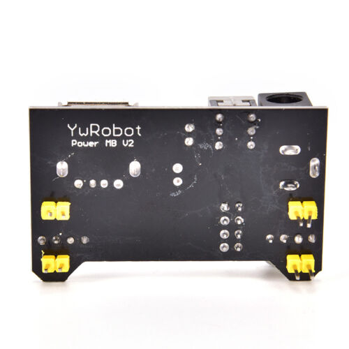 Breadboard Power Supply Module Shield 3.3V5V For Mb102Solderless Bread BoardTDCA