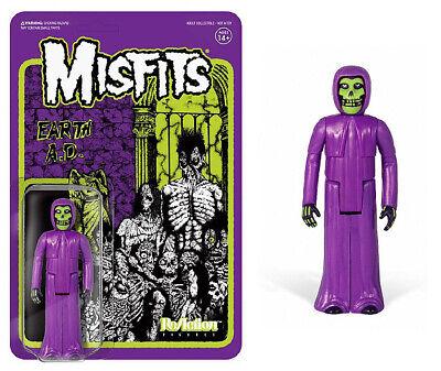 SUPER7 Misfits The Fiend Earth A.D ReAction Figure NEW