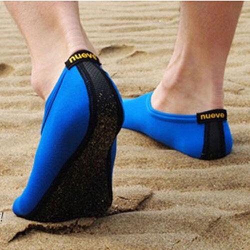 Freely Haut SCHUHE +ZIPPER BAG aqua Wasser Schuhe Damen Kinder Socken de 0611