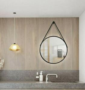 Details Zu Led Wandspiegel Mit Beleuchtung 50 Spiegel Rund Talos Badspiegel Bad Dekospiegel