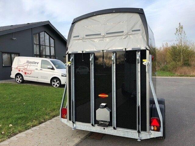 Hestetrailer, Böckmann Comfort Esprit S/B Årg. 2021,