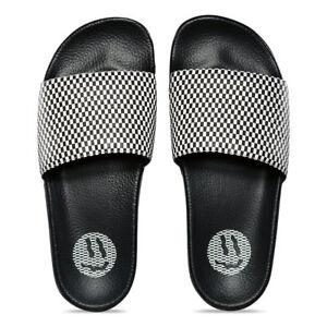 98fa7d2fd7a9 VANS x WADE GOODALL Slide-On Sandals (NEW) Mens Slides WAFFLE SOLE ...