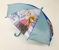 """Children's Character """"Disney Frozen"""" Blue Umbrella"""